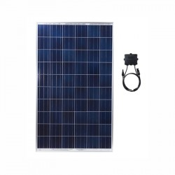 Panel Solar 250W en Tijuana BC, Panel IUSASOL 250W, venta de placa solar