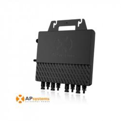 Microinversor APSystem 1200W 220V | Proveedor de paneles solares Tijuana México | APsystems QS1, microinversor para 4 modulos