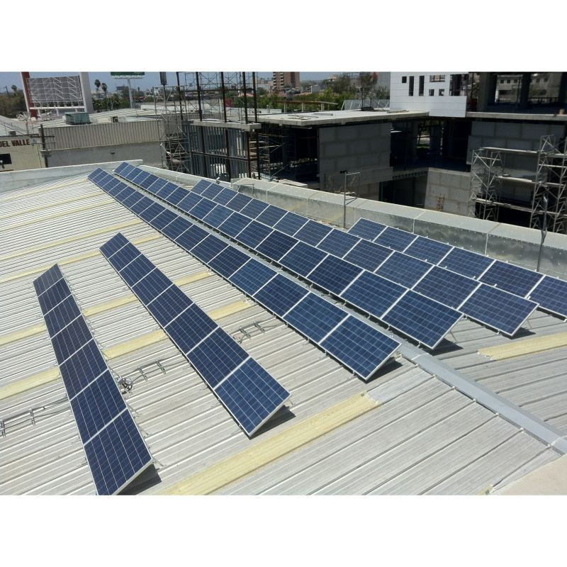 Sistema De Montaje Para Paneles Solares Proveedor Herrajes