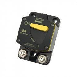 Circuit Breaker 48Vdc 70Amps, Interruptores de circuitos térmicos, venta de accesorios off-grid Tijuana