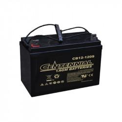 Baterías Solares Tijuana ,bateria de ciclo profundo AGM CB12-120S|Proveedor de paneles solares  México