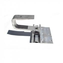 Sistema de montaje para cubiertas de teja Tile Hook 3S