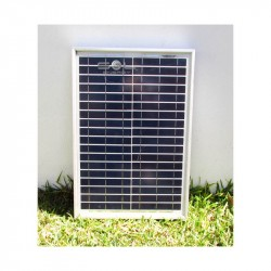 Panel solar 12 Volts, placa solar 20 watts, celda solar de 12 volts