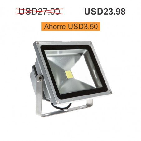 Proyector LED 9 Watts | Proyector LED exterior 20 watts