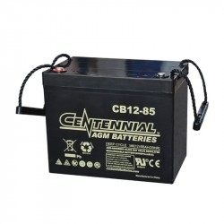 Baterías Solares Tijuana Centennial CB 12V-85Ah|Proveedor de paneles solares  México
